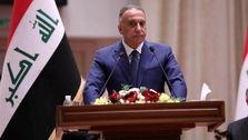 الکاظمی در دیدار با همتی: برای عبور از شرایط دشوار در کنار ایران هستیم/ مطالبات ایران باید بهطور کامل پرداخت شود