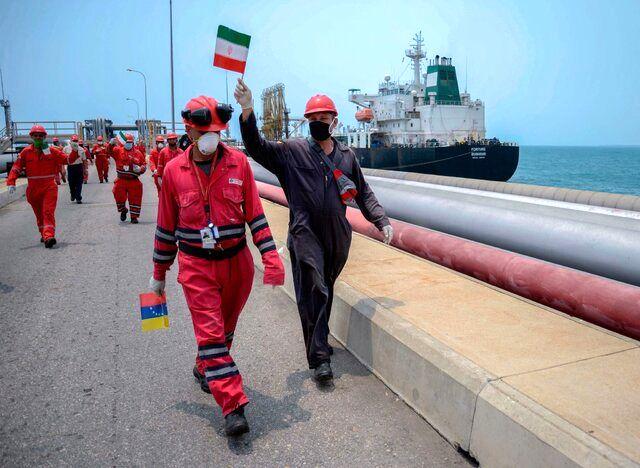 بازگشت کمبود بنزین به ونزوئلا با پایان محموله صادراتی ایران