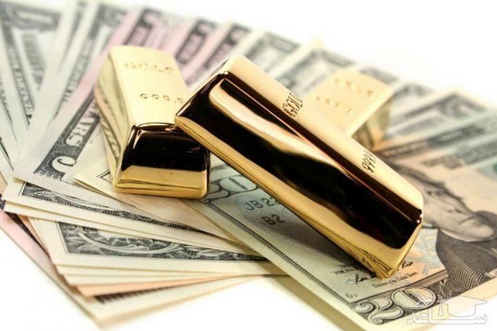 احمدی گفت : افزایش نسبی قیمت طلا در هفته ای که گذشت