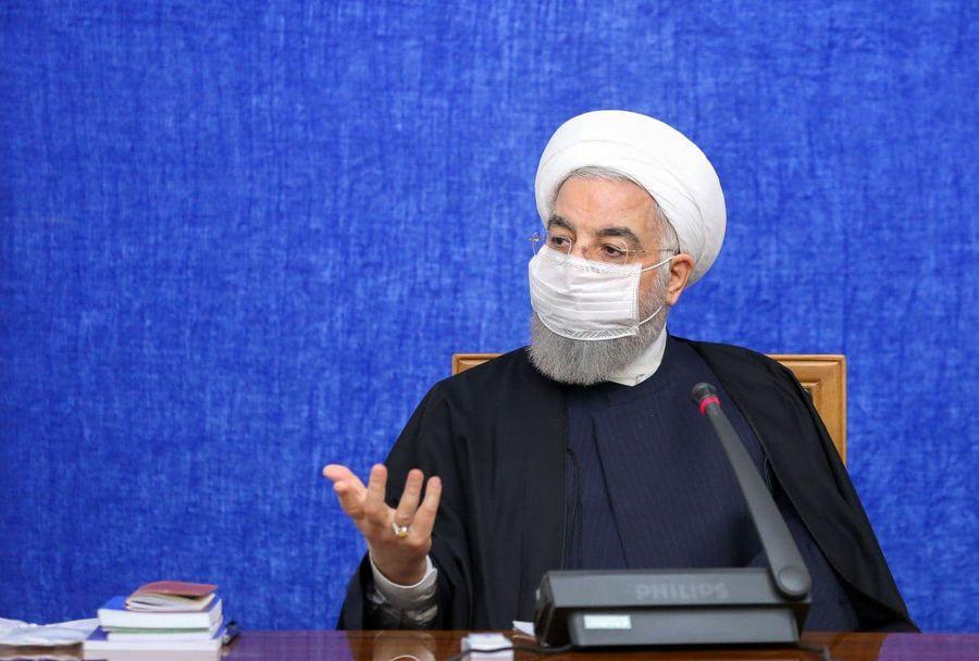 روحانی: میگویند مدیریت دولت فلان است؛ شما اصلا مدیریت میدونید چیه؟!