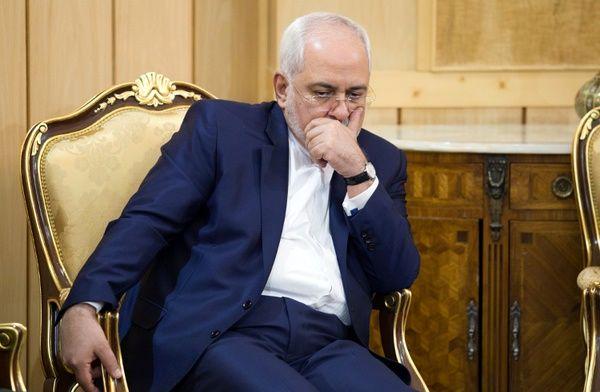 توییت ظریف درباره نتایج علل سقوط اوکراین: عمیقا پشیمانیم