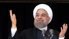 روحانی: خناسان میگفتند چه شد آن آب و برق مجانی امام؟
