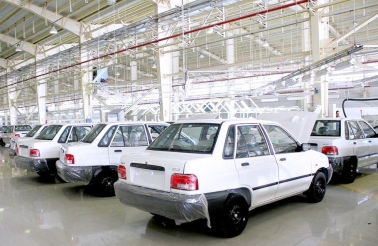 تولید ۸۱۳ هزار خودرو در ۱۰ ماه نخست سال