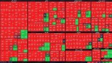 کاهش ۴۷ هزار واحدی شاخص بورس