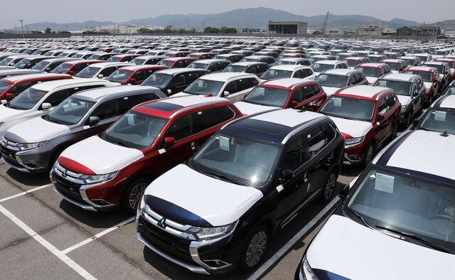 بازار خودرو ژاپن تحت سلطه برندهای ژاپنی