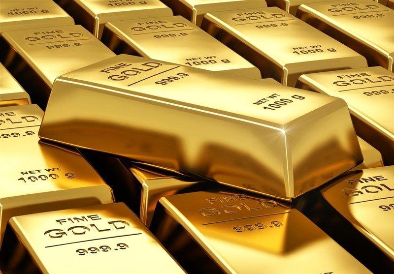 قیمت جهانی طلا امروز ۹۹/۰۶/۱۹