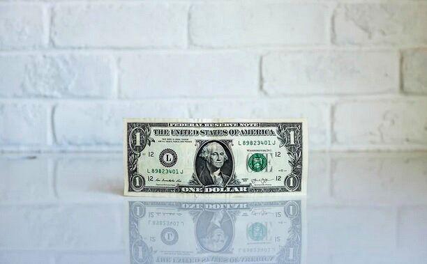 ثبت بزرگترین ریزش هفتگی دلار
