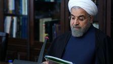حکم انتصاب وزرای جدید دولت از سوی رییسجمهور صادر شد