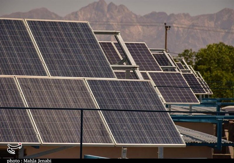 نقش نیروگاههای خورشیدی در تأمین برق پایتخت