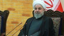 روحانی: افزایش قیمت بنزین برای کمک به اقشار ضعیف بود