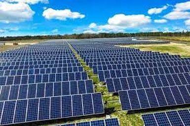 افتتاح نیروگاه خورشیدی کوشک یزد