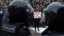 هشدار جدی اتحادیه اروپا به روسیه: سرکوبها ادامه پیدا کند تحریم میکنیم