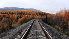 قطار ایران به افغانستان میرسد