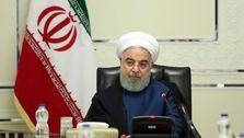 روحانی: مردم در هفته آینده شاهد بازار ارز متعادل خواهند بود