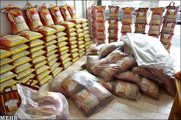 برنج های وارداتی از هفته آتی ترخیص می شوند