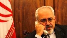 تماس تلفنی ظریف به وزیر خارجه ترکیه درباره جنگ شمال سوریه