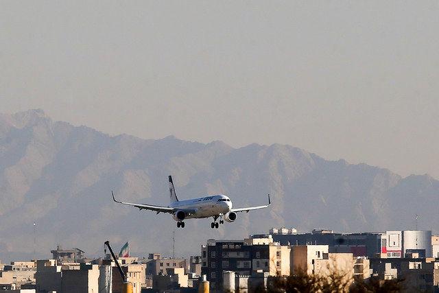 هواپیمای حادثه دیده کرمانشاه آماده پرواز شد