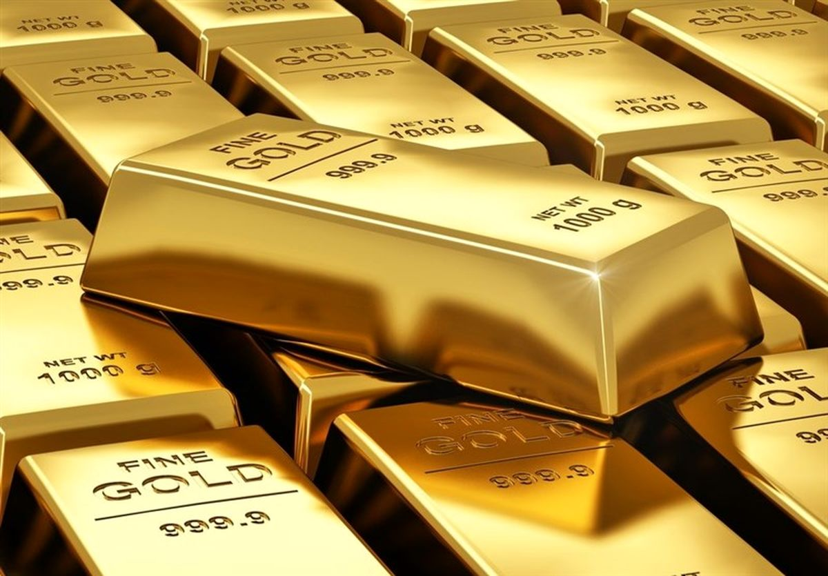 قیمت جهانی طلا امروز ۹۹/۰۷/۰۱