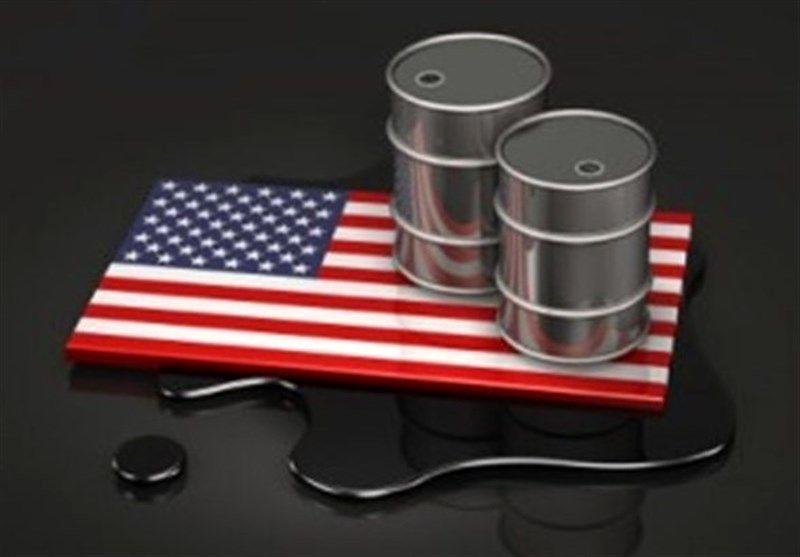 کاهش ۴۴۲ هزار بشکه ای تولید روزانه نفت آمریکا