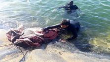 جسد جوان 31 ساله در دریاچه گهر پیدا شد