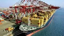 رشد ۱۴/۵ درصدی صادرات غیرنفتی در سال ۹۶