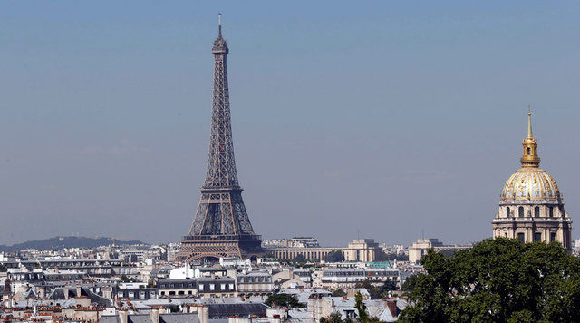 کاهش تورم فرانسه