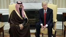 ترامپ: اگر ریاض تولید نفت را کاهش ندهد، سربازان آمریکایی از عربستان خارج می شوند