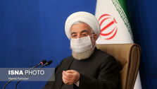 روحانی: به عنوان رییس دولت میگویم تحریم شکسته شده است