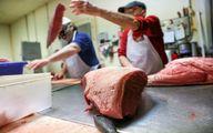 عرضه ۵۲ هزار تنی گوشت قرمز
