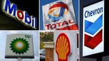 چوب حراج غولهای نفتی بر ۱۱۰ میلیارد دلار دارایی خود