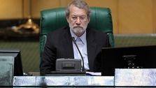 لاریجانی: رهبری اجازه دادند ۱۶ درصد از سهم صندوق توسعه ملی از فروش نفت به دولت کمک شود