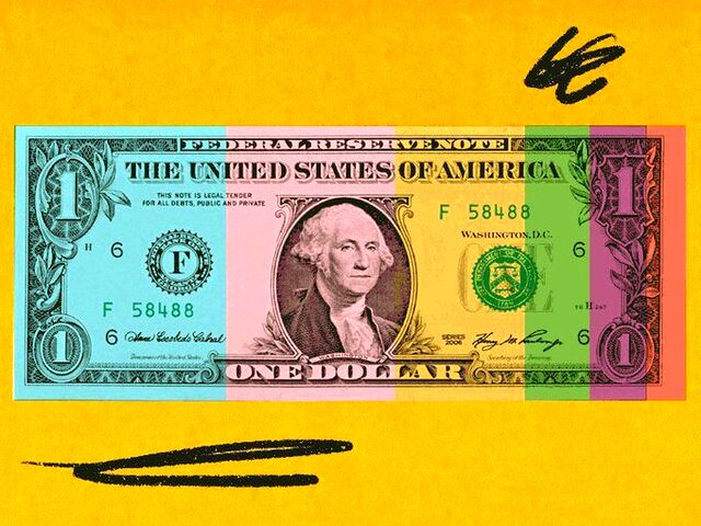 شاخص دلار عقب نشینی کرد