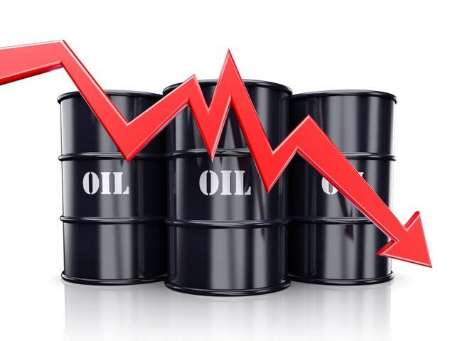 گرداب سقوط نفت عمیقتر شد