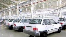 رشد عجیب قیمت خودرو؛ پراید ۱۳۵ میلیون قیمت خورد