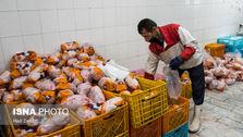 فروش مرغ بیش از نرخ مصوب مجاز نیست/ افزایش قیمت جوجه یکروزه