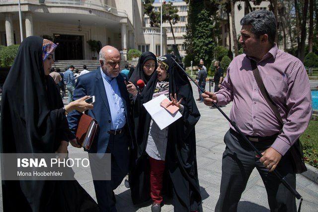زنگنه: روند قیمت نفت به نفع ایران است