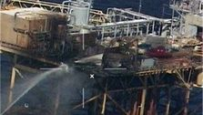 تولید نفت دریایی آمریکا ۱۳ درصد پس از طوفان کاهش یافت