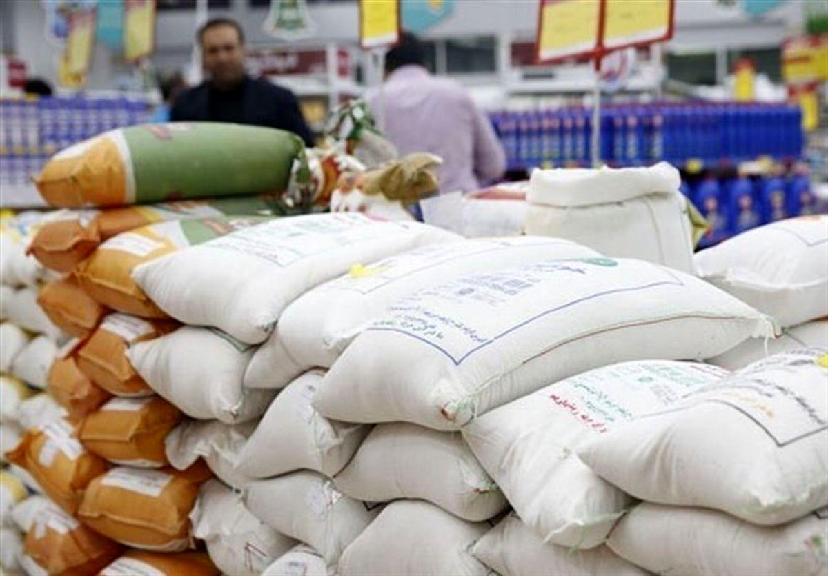 آغاز توزیع ۱۰۰ هزار تن برنج خارجی در سطح کشور از امروز