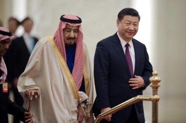 واکنش پادشاه عربستان به حملات پس از یک هفته