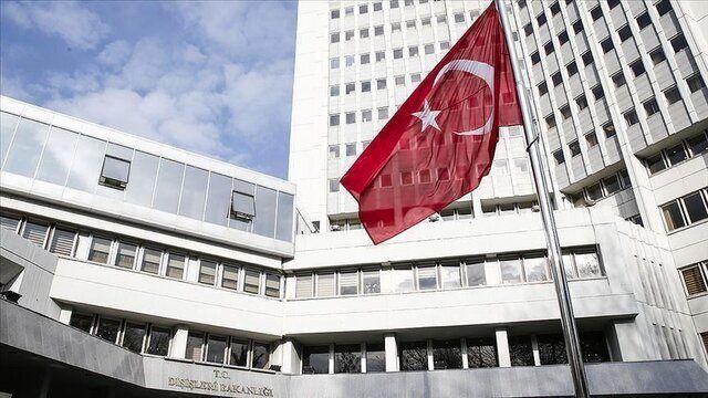 کاهش رتبه اعتباری ترکیه