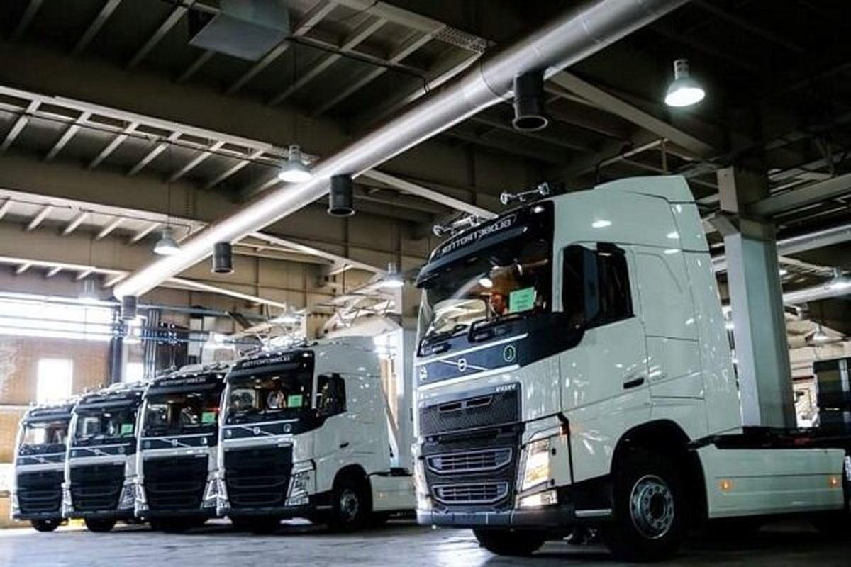 اولتیماتوم به وارد کنندگان کامیون های دست دوم اروپایی