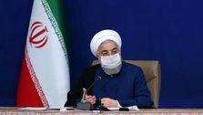 روحانی: اگر کسی دولت ما را تضعیف کند، طرفدار آمریکاست