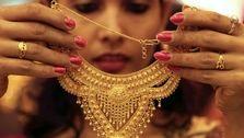 کاهش واردات طلای هندی