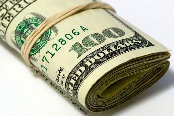 افت خفیف دلار جهانی