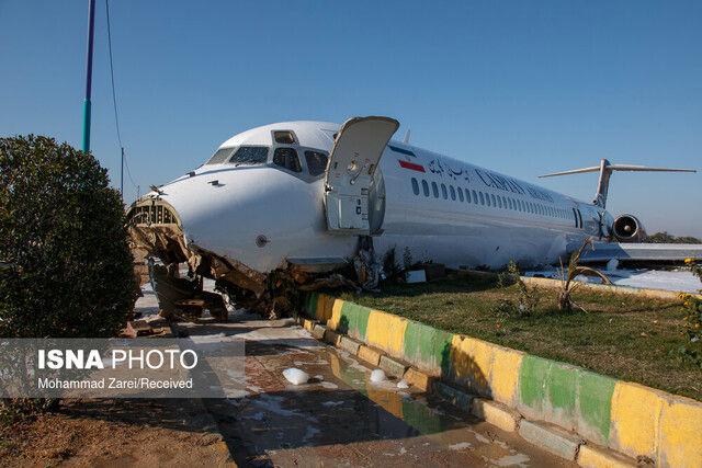 دلیل تعلیق خلبان پرواز تهران-ماهشهر چه بود؟
