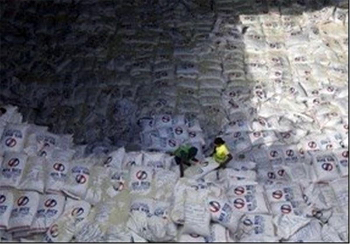 انتقاد انجمن واردکنندگان برنج از توزیع برنج های دولتی در بازار + سند