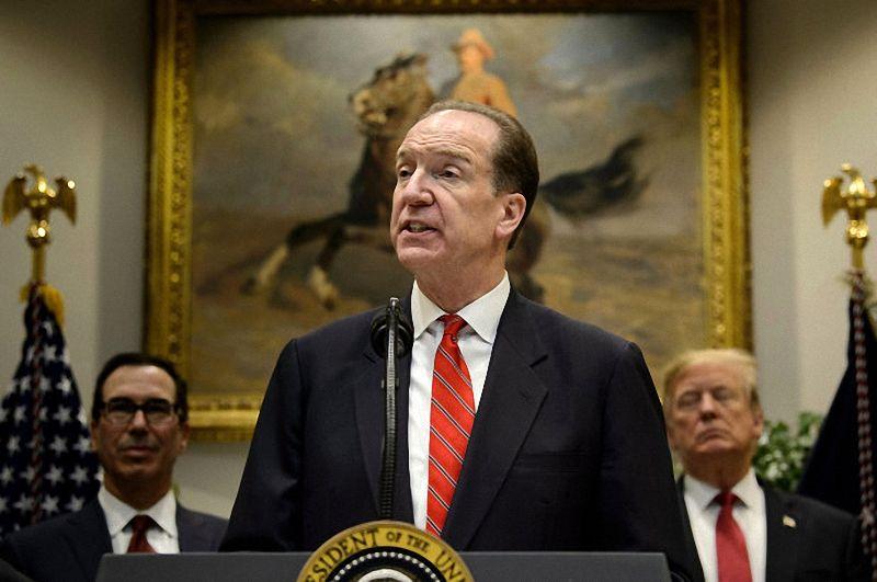 کاندیدای آمریکا در راس بانک جهانی
