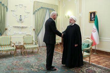 امیدوارم توافقات با رییس جمهور آذربایجان هر چه سریعتر اجرایی شود