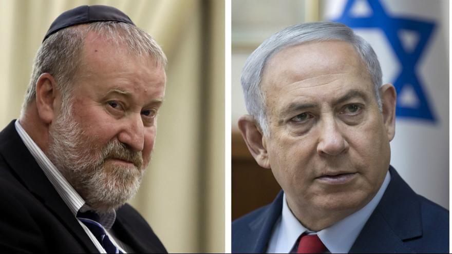 نتانیاهو به دلیل فساد مالی تحت تعقیب قرار میگیرد
