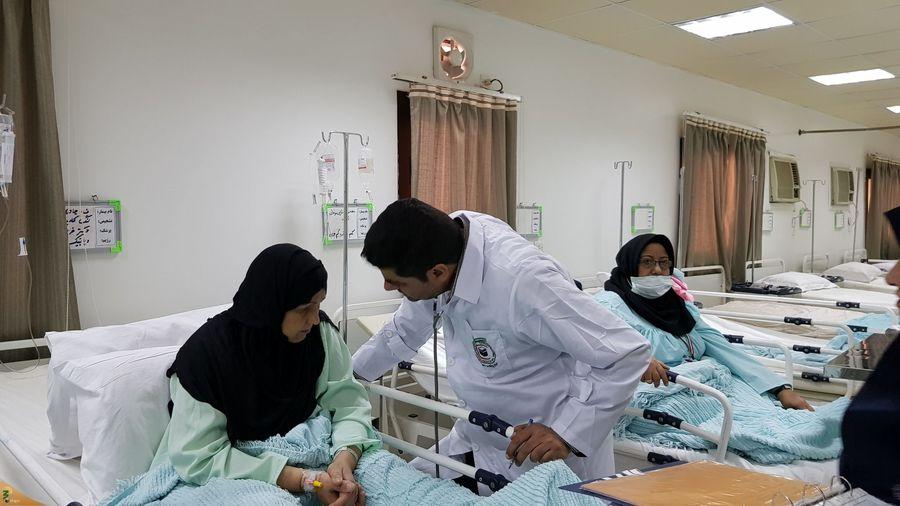 مرگ و بیماری زائران ایرانی در حج